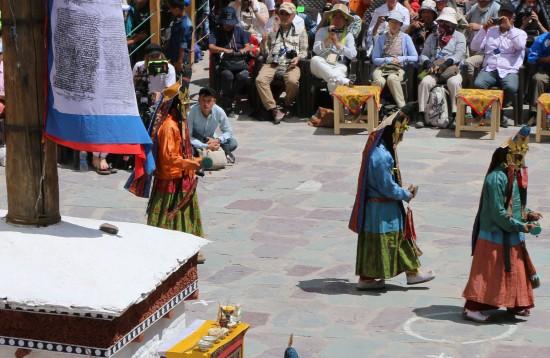 Tsechu Festival