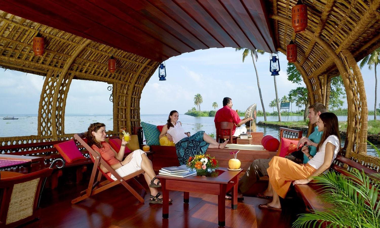 Morning Break AC Houseboat Alleppey