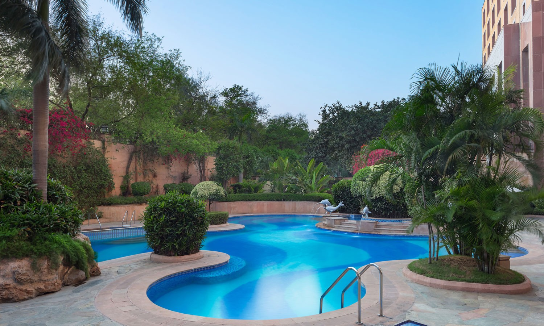 Pool, ITC Sheraton, New Delhi