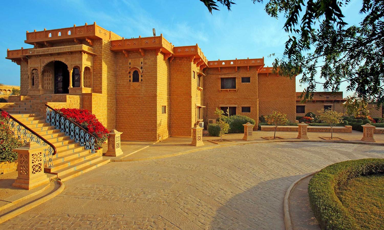 Facade Hotel Rawalkot Jaisalmer