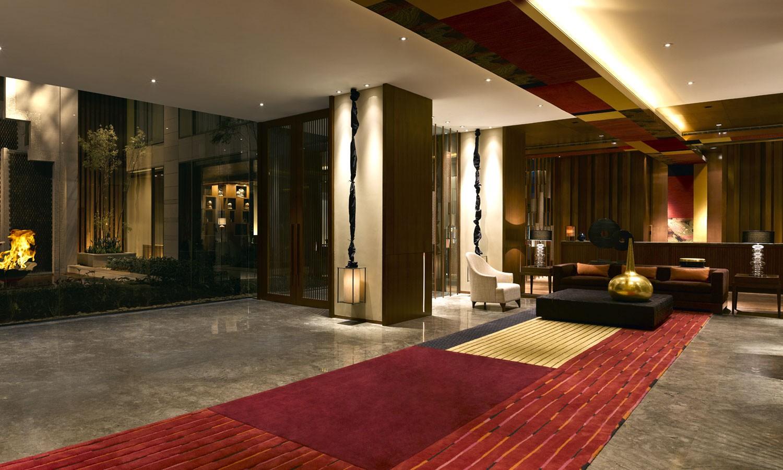 Lobby Hyatt Regency Amritsar