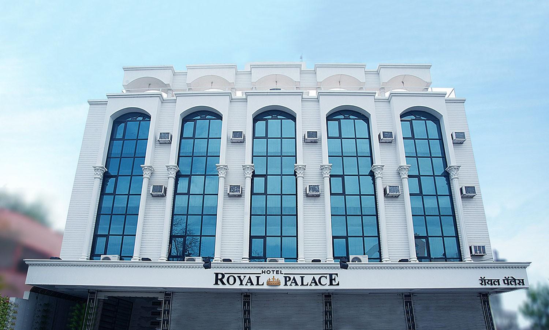 Facade Royal Palace Jalgaon