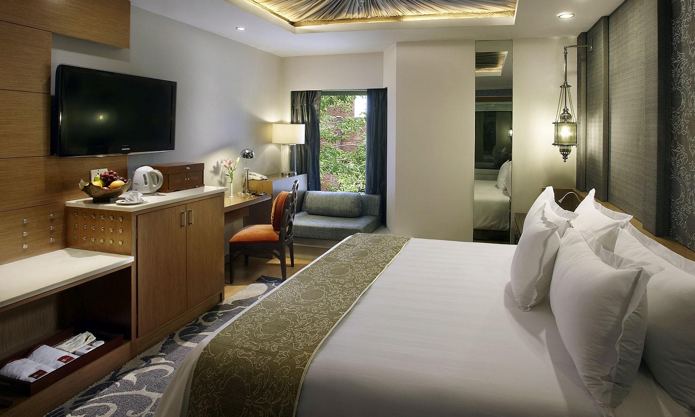 Double Bedroom ITC Mughal Aagra