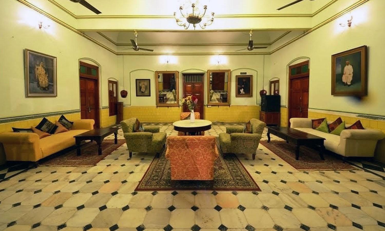Lobby, Koolwal Kothi Nawalgarh