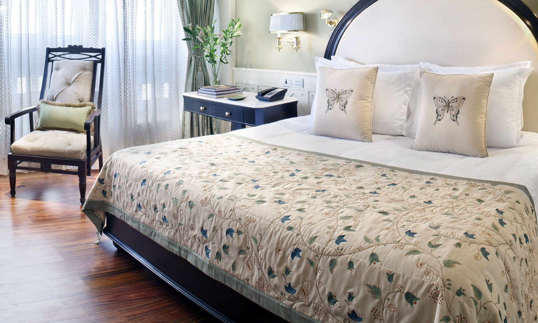 Double Bedroom Taj Palace Mumbai