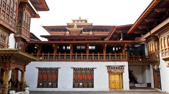 temple-punakha