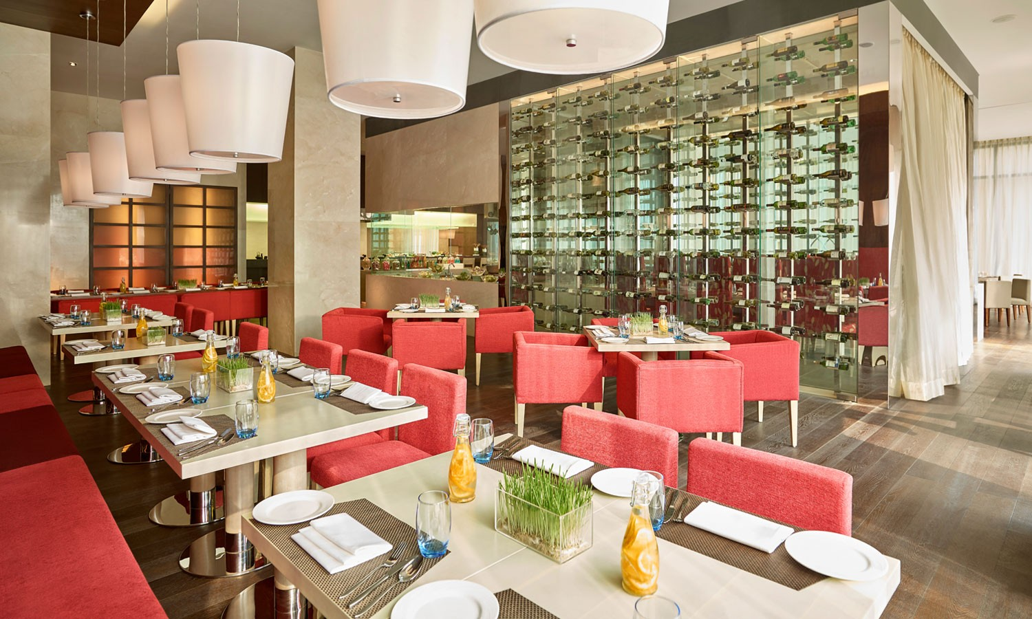 Restaurant Vivanta By Taj Dwarka