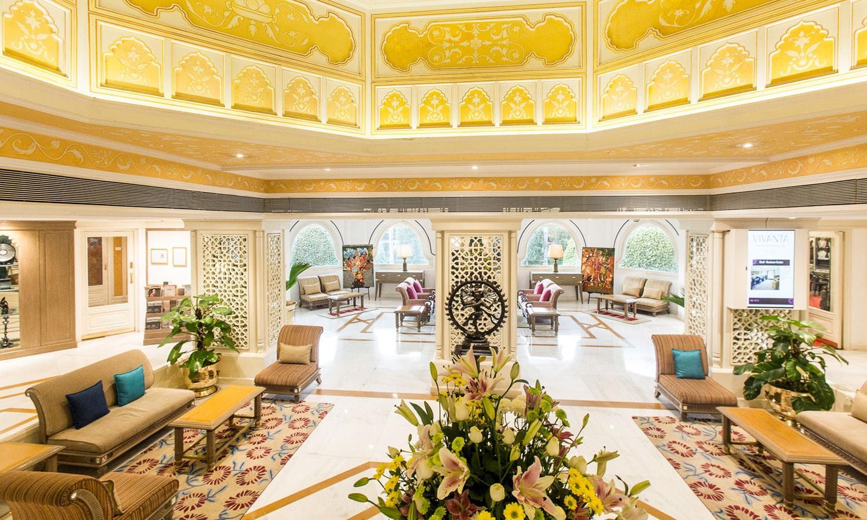 Lobby Vivanta By Taj Aurangabad
