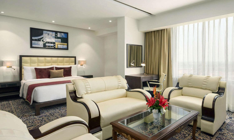 Suite Room The Ramada Agra