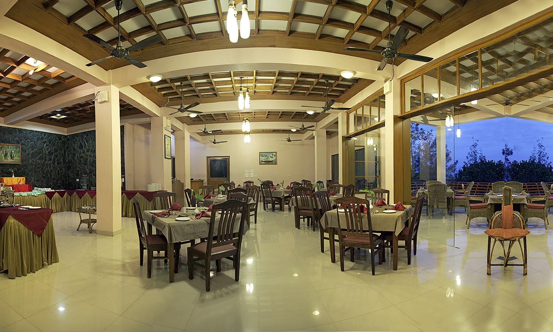 Restaurant Thekkady wild Corridore