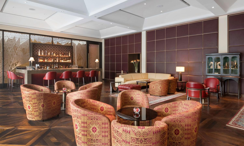 Club Bar, The Oberoi, New Delhi