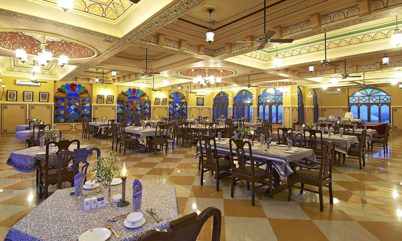 Restaurant ITC Khimsar Fort, Khimsar