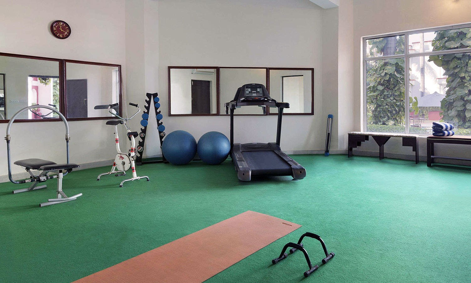 Fitness Club The Ramada Khajuraho