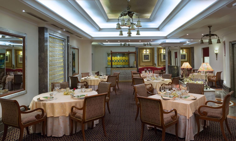 Restaurant, ITC Sheraton, New Delhi