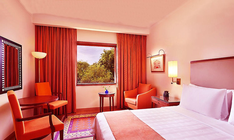 Deluxe Garden Room Trident Hotel Agra
