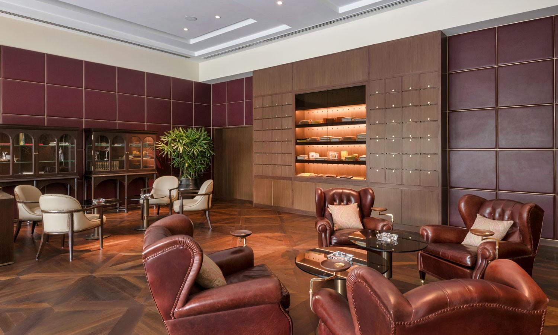 Cigar Lounge, The Oberoi, New Delhi