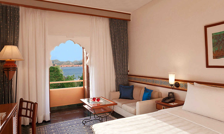 Deluxe Garden Room Trident Hotel Jaipur