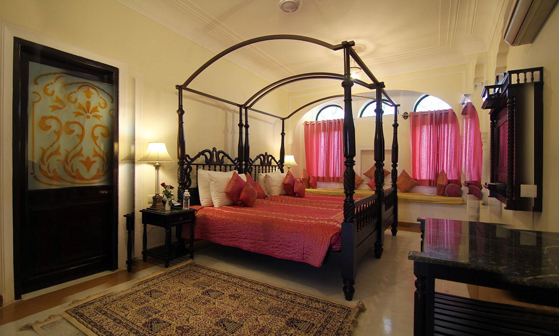 Double Bedroom, Shahpura House Jaipur