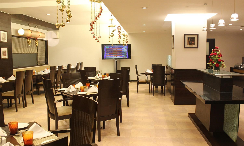 Coffee Shop Kaffa The Hans New Delhi