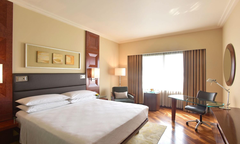 Double Bedroom Hyatt Regency New Delhi