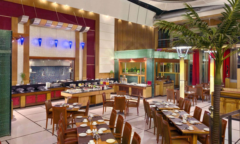 Restaurant The Ramada Jaipur