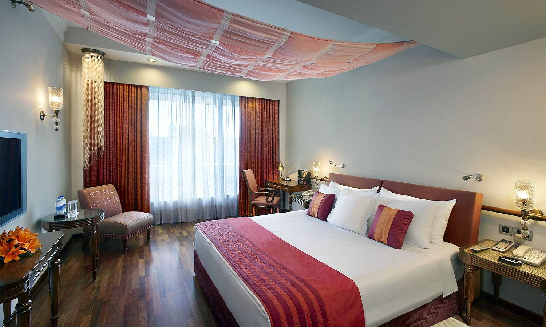 Suite Room ITC Rajputana Jaipur