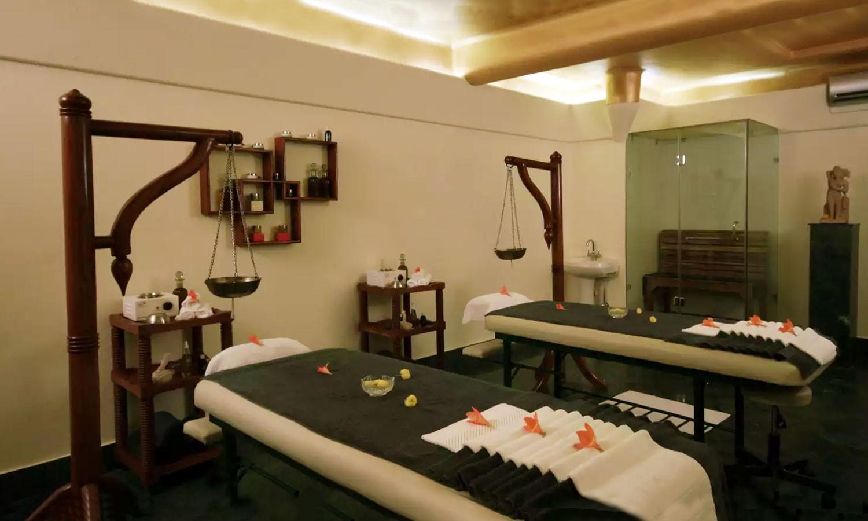 Spa Clarks Hotel Khajuraho