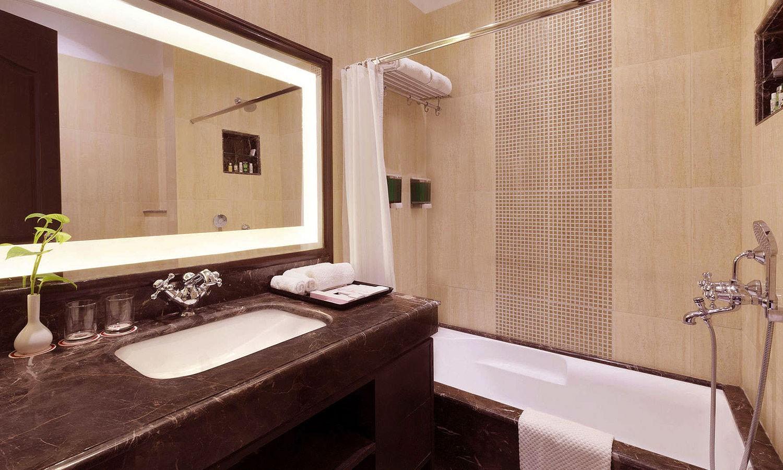 Bathroom The Ramada Khajuraho