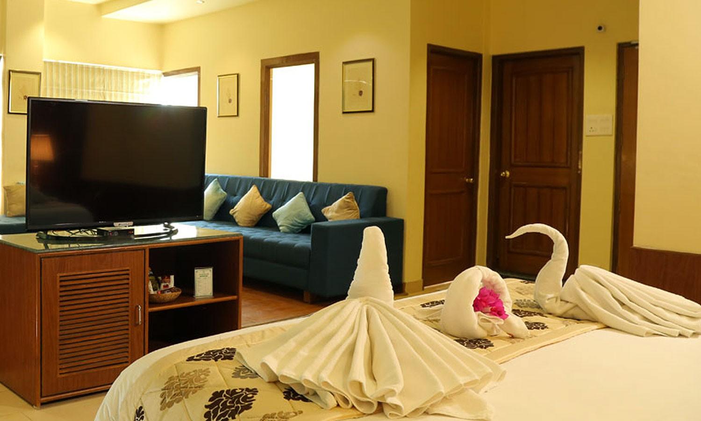 Suite Room, Divine Resort & Spa Rishikesh
