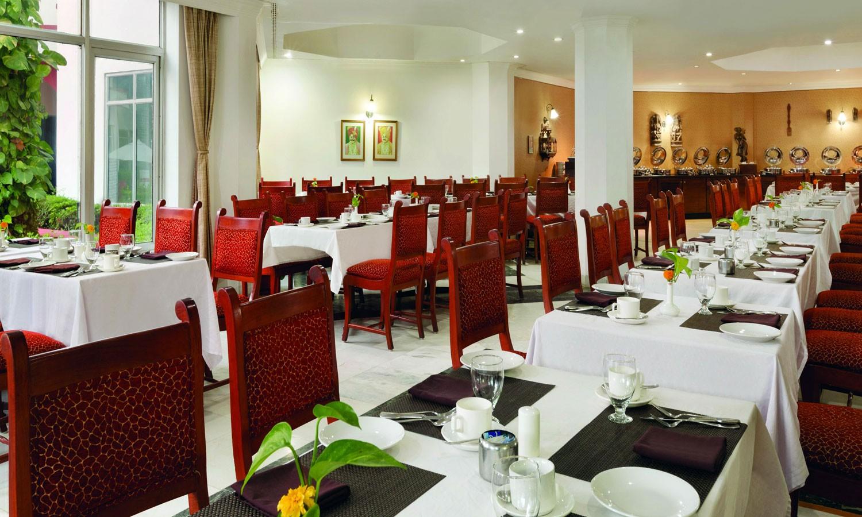 Restaurant The Ramada Khajuraho