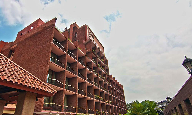 Facade, Jaypee Siddharth Hotel