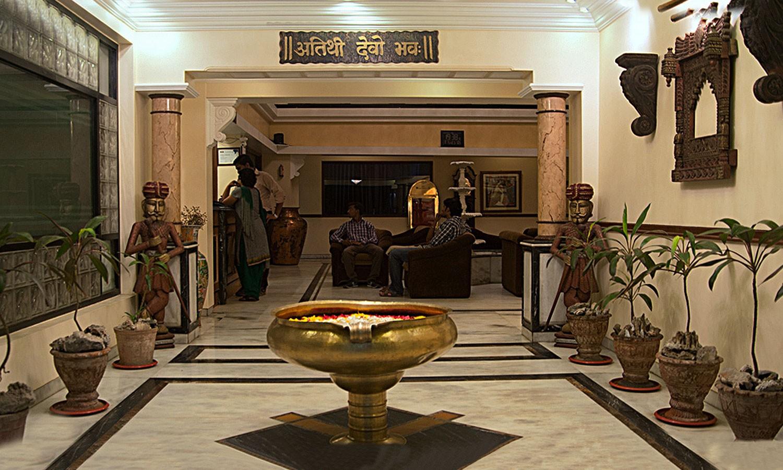 Lobby Royal Palace Jalgaon