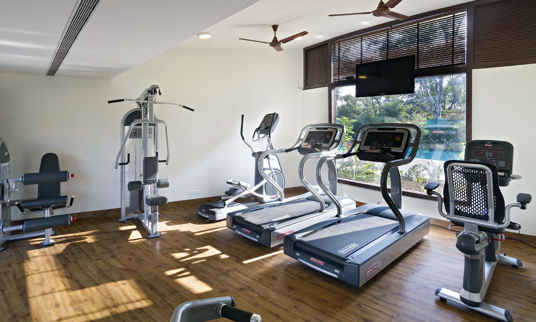 Fitness Club Jehan Numa Retreat Bhopal