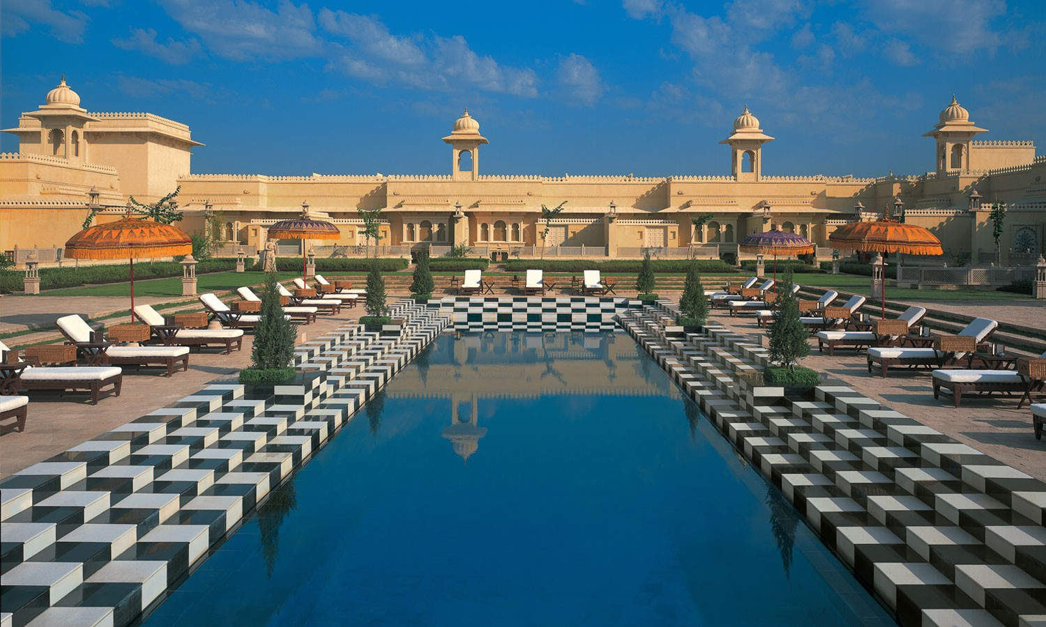 Pool, The Oberoi Udaivilas, Udaipur