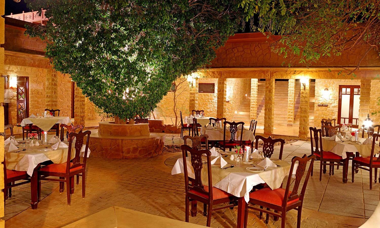 Restaurant Hotel Rawalkot Jaisalmer