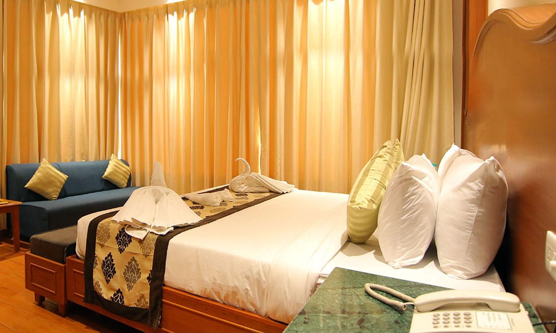 Double Bedroom, Divine Resort & Spa Rishikesh