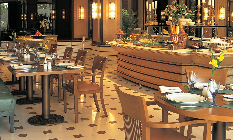 Restaurant the Oberoi Amarvilas Agra