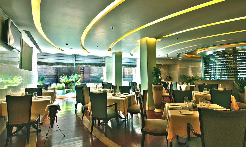 Restaurant, Jaypee Siddharth Hotel