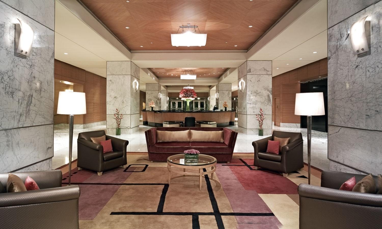 Lobby Vivanta By Taj President Mumbai