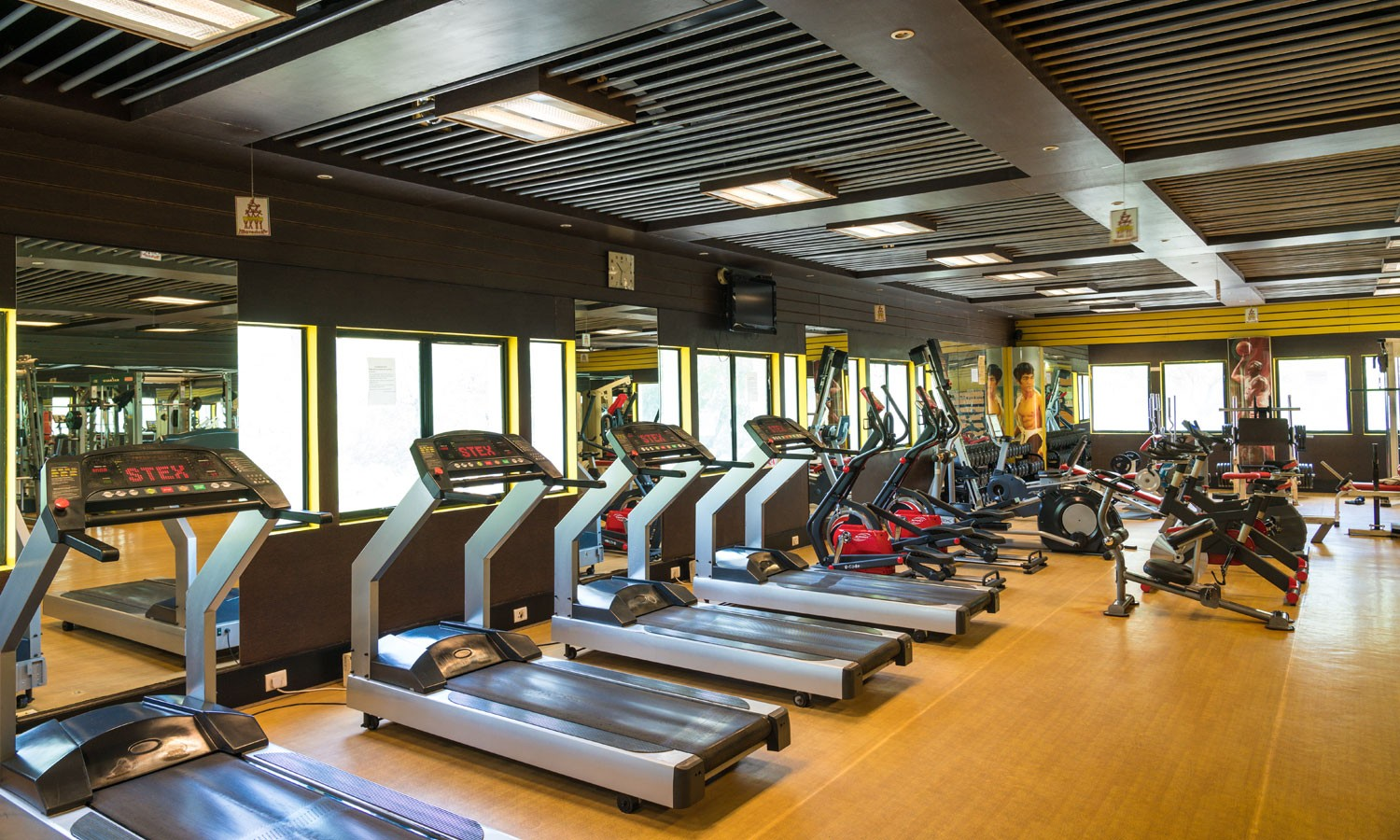 Fitness Club, Fortune Pandiyan Madurai