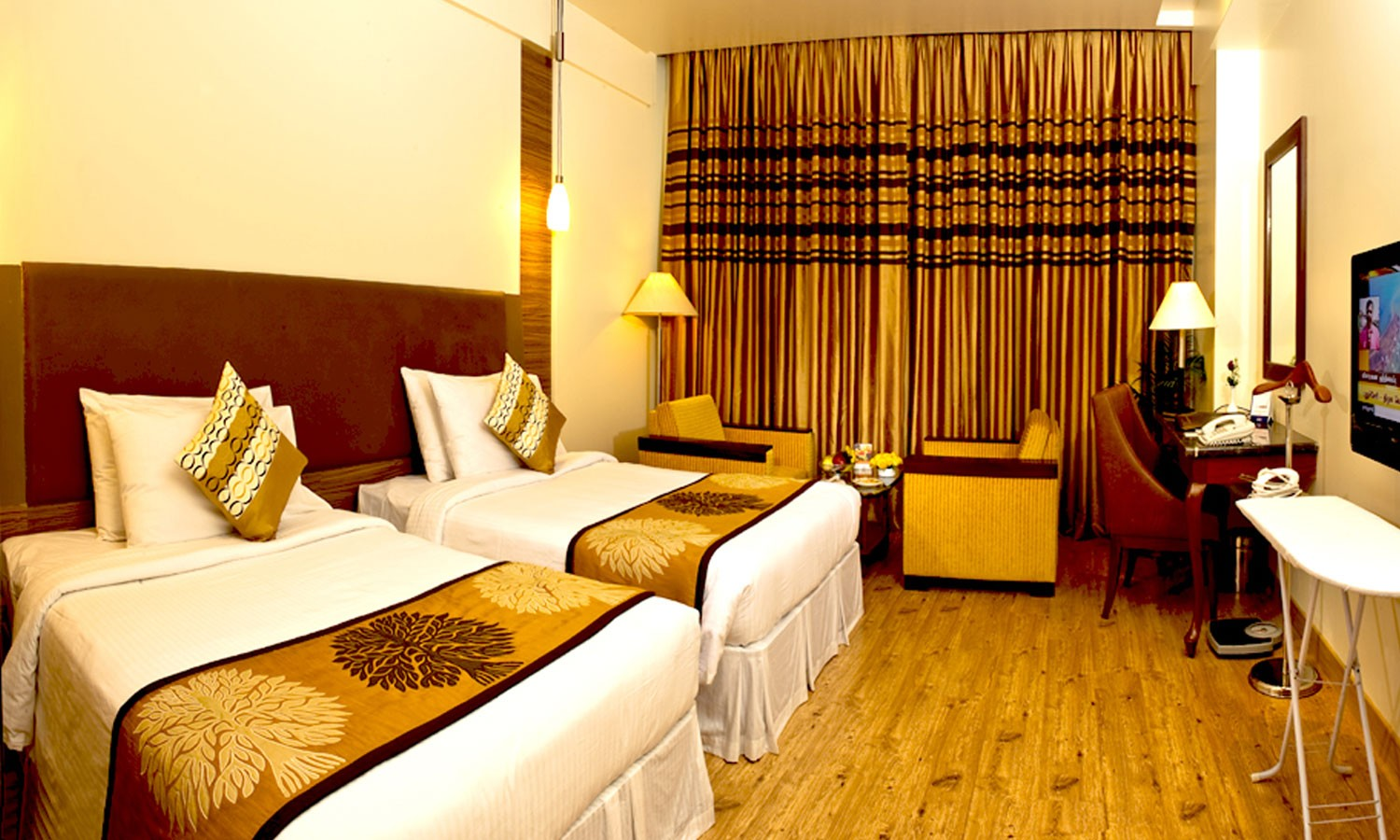 Twin Bedroom, Fortune Pandiyan Madurai