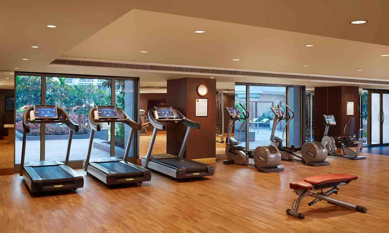 Fitness Club ITC Rajputana Jaipur