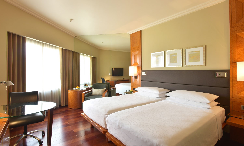 Twin Room Hyatt Regency New Delhi