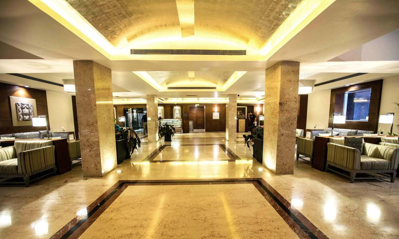 Lobby, Hotel Regaalis Mysore
