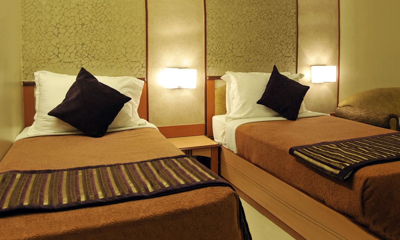 Twin Bedroom Royal Palace Jalgaon