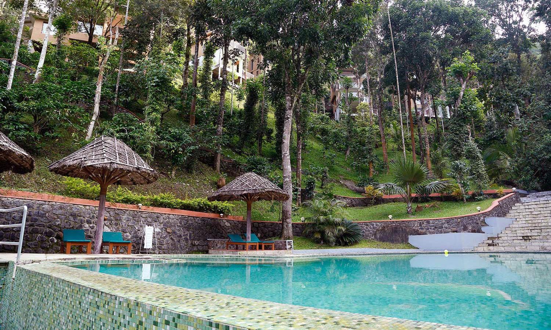 Pool Thekkady wild Corridore
