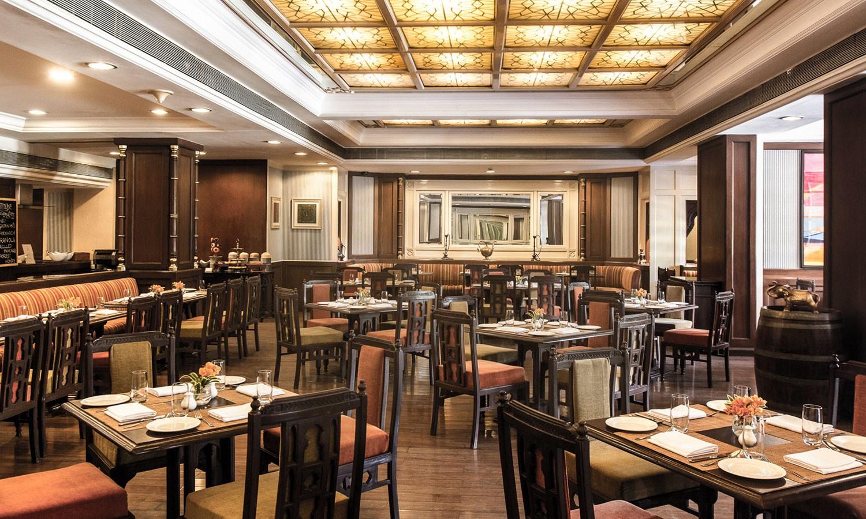 Restaurant Vivanta By Taj Aurangabad