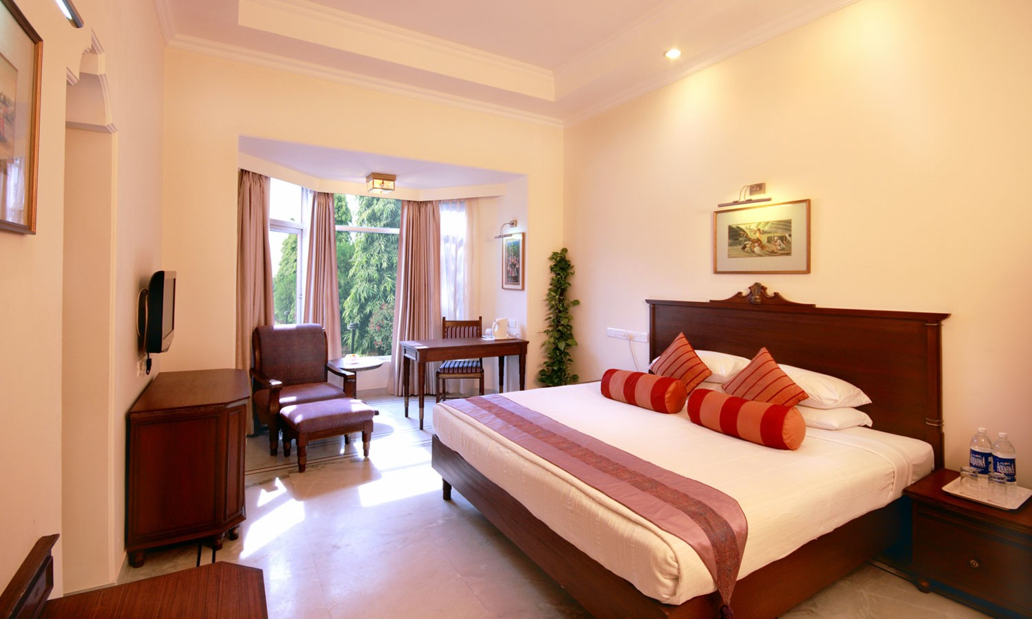Standerd Room The Ramada Khajuraho
