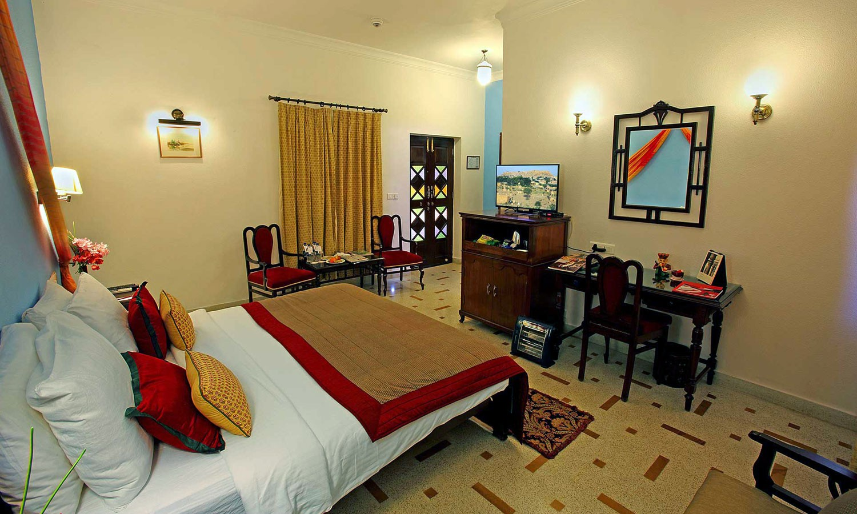 Double Bedroom Hotel Rawalkot Jaisalmer