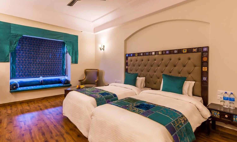 Deluxe Room Sairafort Sarovar Portico Jaisalmer